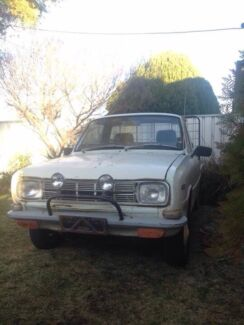Mazda Ute******1973 Deniliquin Murray Area Preview