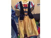 Snow White Dress 5-6
