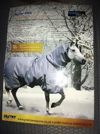 Brand new premier equine. Winter rug 6.6ft. Brand new!!!