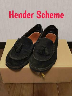 Hender Scheme Men HenderScheme tassel loafer cow leather size 4
