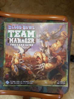 Blood Bowl: Team Manager - The Card Game with Sudden Death