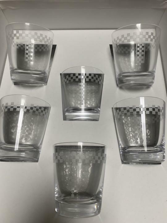 Imperial Hotel Old Fashioned Glass 6 pieces
