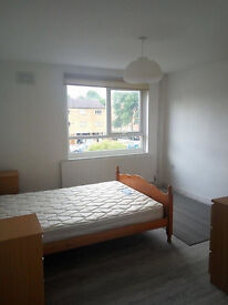 Double room available in a new and huge house!