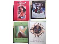 SMALL SELECTION OF BOOKS INC ART, MUSIC AND LOCAL HISTORY