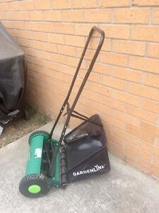 Push lawn mower Gilmore Tuggeranong Preview