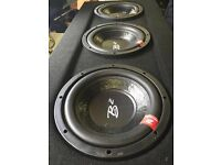 Triple Subs for sale!!!