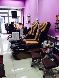 SHOP UNITS FOR RENT : NAIL BAR, BARBERS, HAIR BEAUTY, TAILOR, KEY CUTTING SHOE REPAIR, OFFICE