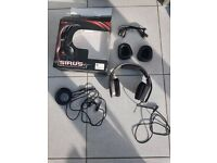 CM STORM SIRUS True 5.1 surround gaming headset & mixing console