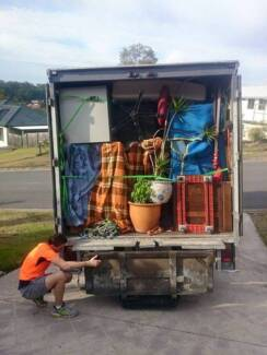 2 Men + Truck Hire Removalist Moves Man Removals Cheap Ute Hire Chelmer Brisbane South West Preview