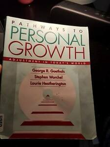Pathways to Personal Growth Textbook