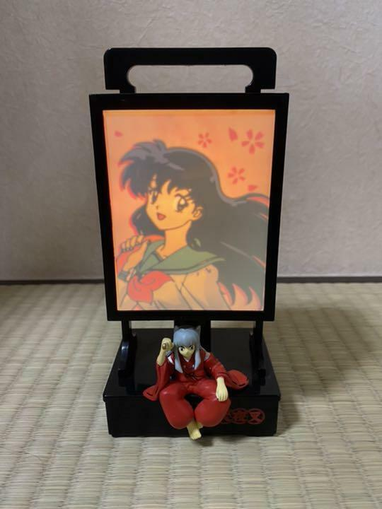 Inuyasha Lantern Style Room Light Anime Comic Character Rare Not Sold in Stores