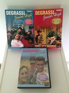 Degrassi Junior High Complete Season
