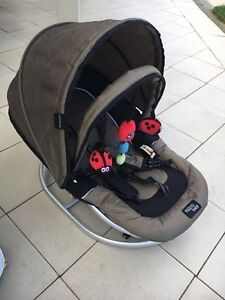 Valco Baby Rocker Deluxe Cinnamon With Mobile Mount Barker Mount Barker Area Preview