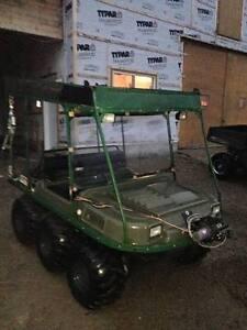 Argo 6x6 2002 a vendre
