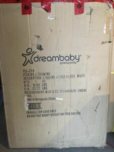Dreambaby Chelsea Xtra-Wide  Baby Security Gate.