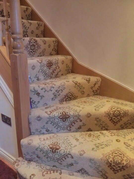 Quality Axminster Hall Stairs Amp Landing Carpet Also J