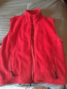 Brand new North end fleece vest size M