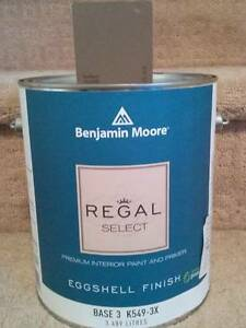 Benjamin Moore Regal Select High Quality Paint - Buckthorn Brown