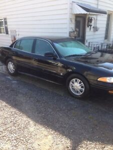 REDUCED PRICE 2003 Buick LeSabre Sedan Custom CERTIFIED!!