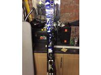 Salomon Pilot L170 Crossmax skis plus poles for sale - still for sale