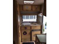Caravan Fridge - Cooker Hob - Sink