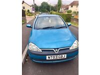 Vauxhall corsa 1.2 2003 ** open to offers!!**