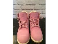 Timberland boots size 1