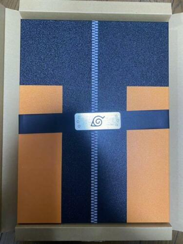 NARUTO Episode 1 replication manuscript BOX SOUDEN Book JAPAN Manga Art Work