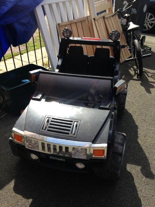 Hummer electric car