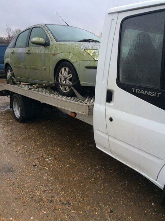 SCRAP VEHICLES WANTED CASH PAID FAST COLLECTION