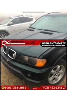 2004 BMW X5 FOR PARTS PARTING OUT CARS CAR PARTS