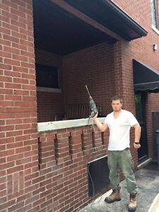 Porch Repair   Brick block stone Windsor Region Ontario image 8