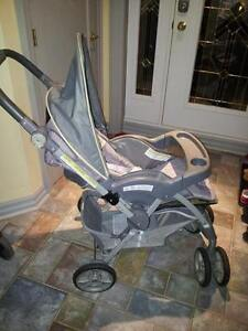 GRACO stroller - EUC! very clean!