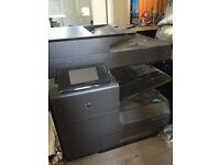 X2 HP printers, ideal for spares and repairs