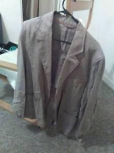 Ferrucci linen fine jacket Rose Bay Eastern Suburbs Preview