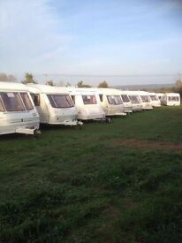 Abi elddis Avondale swift caravan Over 100 in our 1day sale Saturday