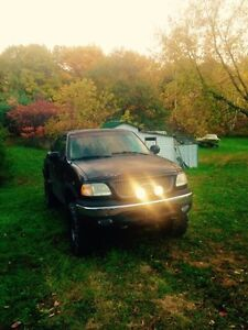 2000 Ford F-150 trade for running 4x4 Atv