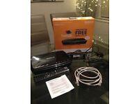 HUMAX Freesat + box 500gb
