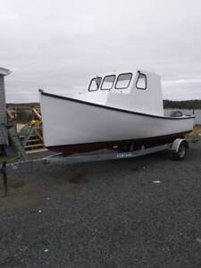 21.5 Cape/Yamaha 4 Stroke/ New Trailer