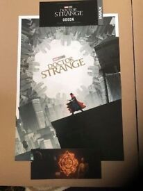 Marvel Doctor Strange Genuine IMAX Poster
