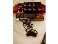 Line 6 M9 Stompbox Modeler Guitar Pedal