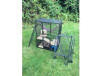 Large rat or parrot pet cage