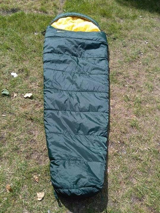 Single mummy style sleeping bag VERY HOT ALPINE 500in Bournemouth, DorsetGumtree - Single mummy style sleeping bag VERY HOT ALPINE 500 Used but in good condition
