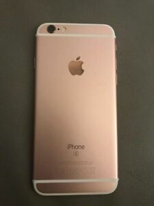 iPhone 6s Rose Gold UNLOCKED - New Condition