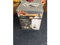 Tommee tippee bottle and food watmer