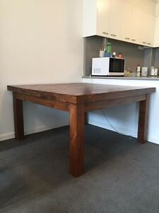 Dining table South Yarra Stonnington Area Preview