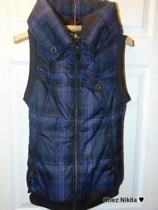manteau sans manche, veste.... BURTON small femme