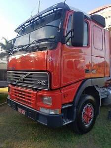 Volvo FH12 Aluminium Tipper body Elimbah Caboolture Area Preview