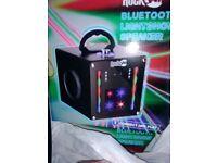 Bluetooth Lightshow Speaker