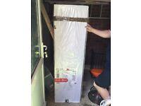 kudox chrome towel rail